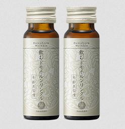 飲むドモホルンリンクル!イキイキ肌ののための眠りをサポートすうる再春館製薬の美容サプリメント