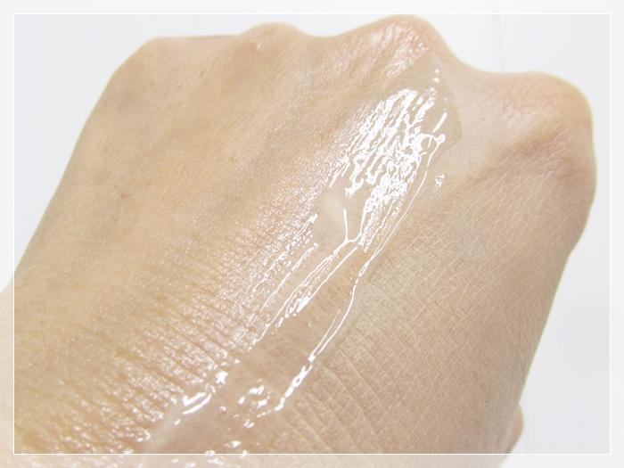 【フィトリフトホットクレンジングジェル】40代毛穴の汚れや角栓落とし 口コミレビュー ホットクレンジングでCCクリームを落としたら手の甲がスベスベになった画像