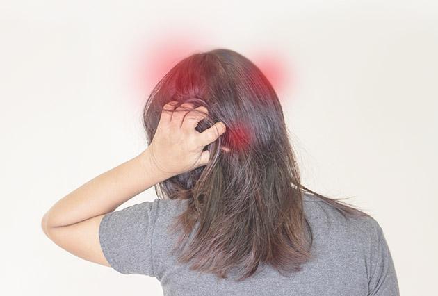 頭皮 かゆい 赤い 地肌ケア 保湿