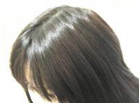 製薬会社の女性用育毛剤 三省製薬デルメッド 女性の薄毛のイメージ写真