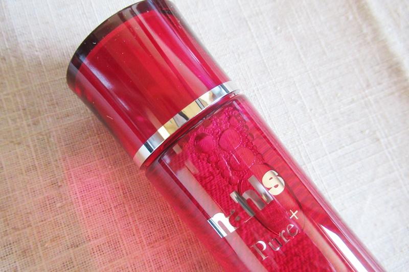 界面活性剤が入っていない化粧水 ナールスピュアのボトル画像